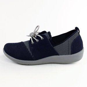Clarks Cloudsteppers Sillian Joss Sneakers Size 7M